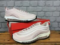 NIKE AIR LADIES UK 6 EU 40 MAX 97 ROSE PINK BULLET OG TRAINERS RRP £155