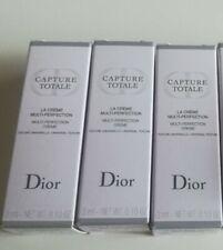 BNWB Christian Dior Capture Totale Multi-Perfection Creme 3 X 3ml =9ml