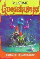 Revenge of the Lawn Gnomes (Goosebumps #34) by R. L. Stine
