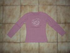 T-shirt vieux rose pour fille en 14 ans en TBE