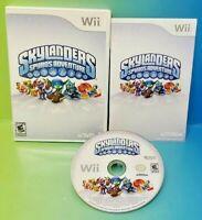 Skylanders Game: Spyro's Adventure  -  Nintendo Wii Wii U Tested Complete