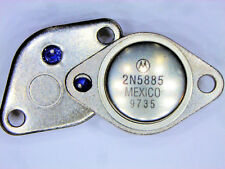 "2N5885 ""Original"" Motorola Transistor 2  pcs"