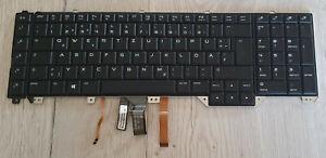 Dell Alienware 17 R2 R3 QWERTZ Tastatur mit Macro Keys NSK-LC1BC 0GJNWD