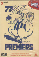 AFL - 1977 PREMIERS NORTH MELBOURNE - New Sealed DVD - ALL REGIONS