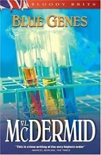 Blue Genes: A Kate Brannigan Mystery by McDermid, Val