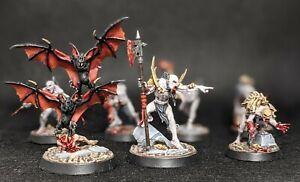 The Grymwatch Warhammer Underworlds: Beastgrave Quality Painted
