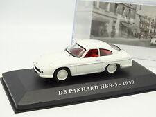 Prensa Ixo 1/43 - DB Panhard HBR5 1959