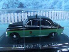 1/43 Magazine Series Altaya Fiat 1400 Roma 1955
