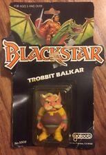 1983 Blackstar Trobbit Balkar by Galoob NIP New In Package Vintage Rare