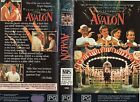AVALON - Barry Levinson - VHS - PAL - NEW - Never played!! - Original Oz release