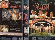 AVALON - Barry Levinson - VHS - PAL - NEW - Never played!! - Original Oz release