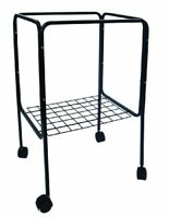 4814 Stand for Cage size 18x18 and 18x14, Black