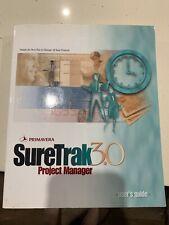 Primavera SureTrak 3.0 - User manual