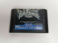 Mighty Morphin Power Rangers, The Movie, 1995, Mega Drive, cartridge only,