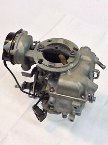 TOMCO REMAN CARTER YFA CARBURETOR 7031S 1975 FORD MERCURY 250 ENGINE