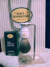 The Art Of Shaving - Compact Stand - Brush Only with FREE Gift