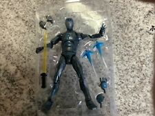 Marvel Legends Stealth Suit Invincible Iron Man 6-Inch Action Figure, loose