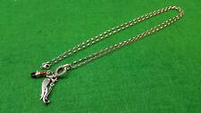 Kette und  Kettenanhänger von Thomas Sabo TS 925 er Silber Silberkette Anhänger