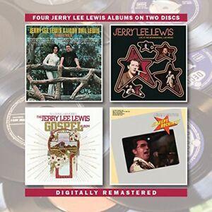 TOGETHERLIVEGOSPELROCKIN - LEWIS JERRY LEE [CD]