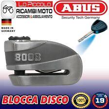 Blocca Disco Con Allarme Abus Granit Detecto X Plus 8008 2.0