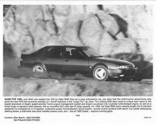 1995 Saab 9000 Aero Press Photo 0016