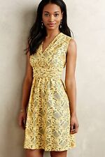 NIP Anthropologie Latticelace Dress by Plenty by Tracy Reese Size 6