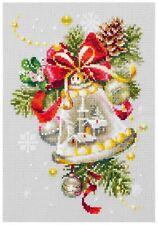 Magic Needle Cross Stitch Kit - Christmas Bell