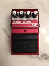 DOD Digitech FX22 V1 Vibro Thang Tremolo / Phaser Rare Guitar Effect Pedal