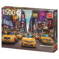 New York Taxi 18527 Puzzle Jumbo 1500 Teile Premium Co. NEU OVP