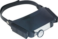 Headset magnifyer magnifying glasses - ideal electrical work Craft With Light