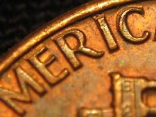 1979 D Lincoln Penny with Reverse Machine Doubling Error