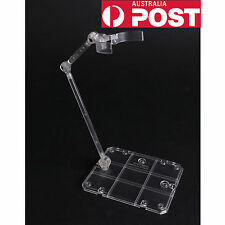 Action Base Suitable Display Stand for 1/100 1/144 MG/HG/RG Gundam/Figure Clear