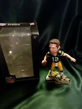 AARON RODGERS 2013 Bobblehead Pennant Base #/2013 Green Bay Packers w/box
