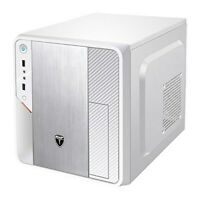 AvP Hyperion Mid Tower Gaming Case - White USB 3.0