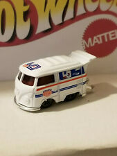 2019 Hot Wheels Volkswagen Kool Kombi White Urban Outlaw 1:64 SCALE LOOSE