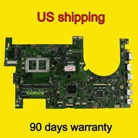 For ASUS G750JW G750JX Motherboard W/ I7-4700HQ 2D 60NB00M0-MB4060 Mainboard USA