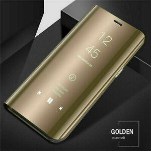 Hülle Für Samsung Galaxy Note 8 Handy Smart View Schutz Flip Case Tasche Etui