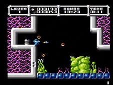 CYBERNOID: THE FIGHTING MACHINE (  JEUX NINTENDO NES  ) GAME ONLY