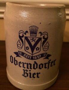 JUPILER Vintage stone stein bier beer bière mug krug pul chope 0,5 L