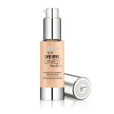 IT Cosmetics - Bye Bye Lines Foundation - Brand NEW Exclusive! - Medium - NIB