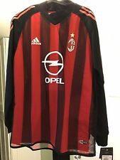 AC Milan jersey and shorts 2002/03  player issue Rui Costa