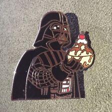 Fantasy Pin Le 100 Darth Vader Ptd Ice Cream From Disney Star Wars