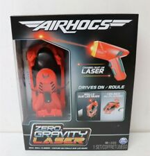 Air Hogs Zero Gravity Laser Real Wall Climber Red New