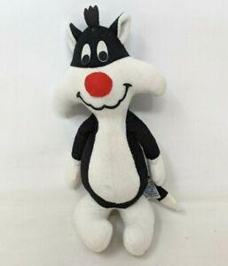 VTG 1975 Dakin Looney Tunes WB Warner Bros Sylvester Cat Stuffed Plush Toy RF21