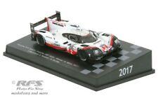 Porsche 919 Hybrid  24h Le Mans 2017  Bernhard Hartley Bamber  1:87 Spark 87LM17
