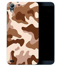 hard case cover for htc desire 530 -desert cammy