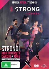 Strong By Zumba : NEW DVD