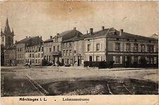CPA   Mörchingen  i.  L. Lohmannstrasse  (454673)