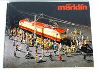 Märklin Katalog  1980   D-Mark Preisliste Lok Personenwagen Güterwagen Gleise