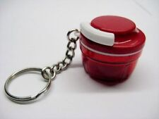 Tupperware Keychain Red Turbo Chopper - RARE COLLECTIBLE!!